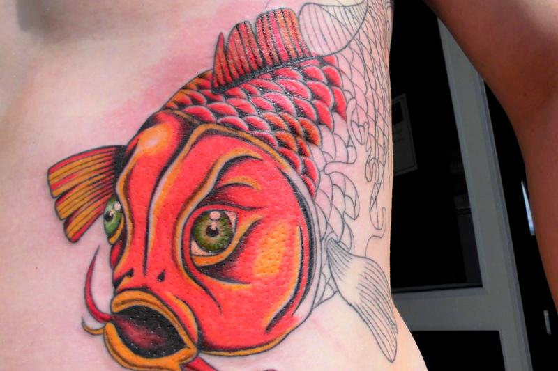 Significations Et Explications Des Tatouages Japonais A Color Trip