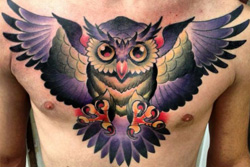 tatouage a color trip tatouages et piercings lyon. Black Bedroom Furniture Sets. Home Design Ideas