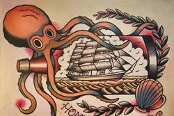 lyon-tatoueur-pieuvre-old-school