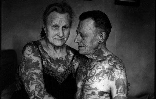 significations et explications des tatouages oldschool a color trip